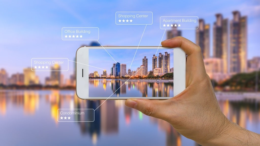 AR Mobile App Development