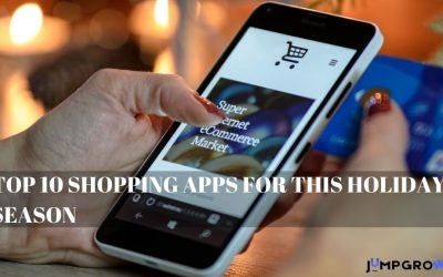 Top 10 Shopping Apps for This Holiday Season