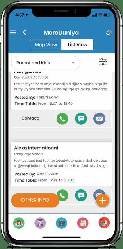 Community Portal Apps