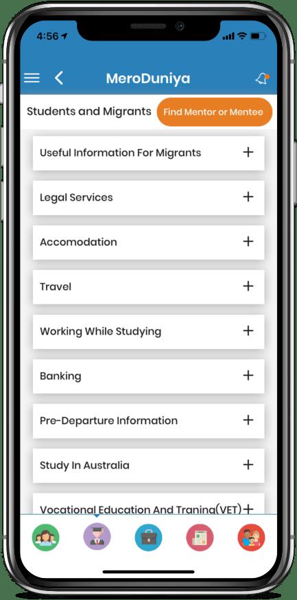Community Portal App