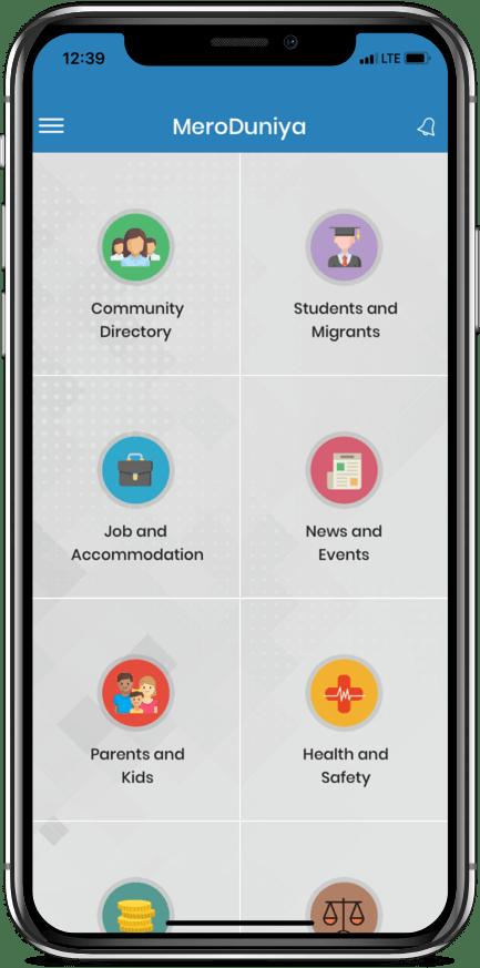 Community Portal Applications