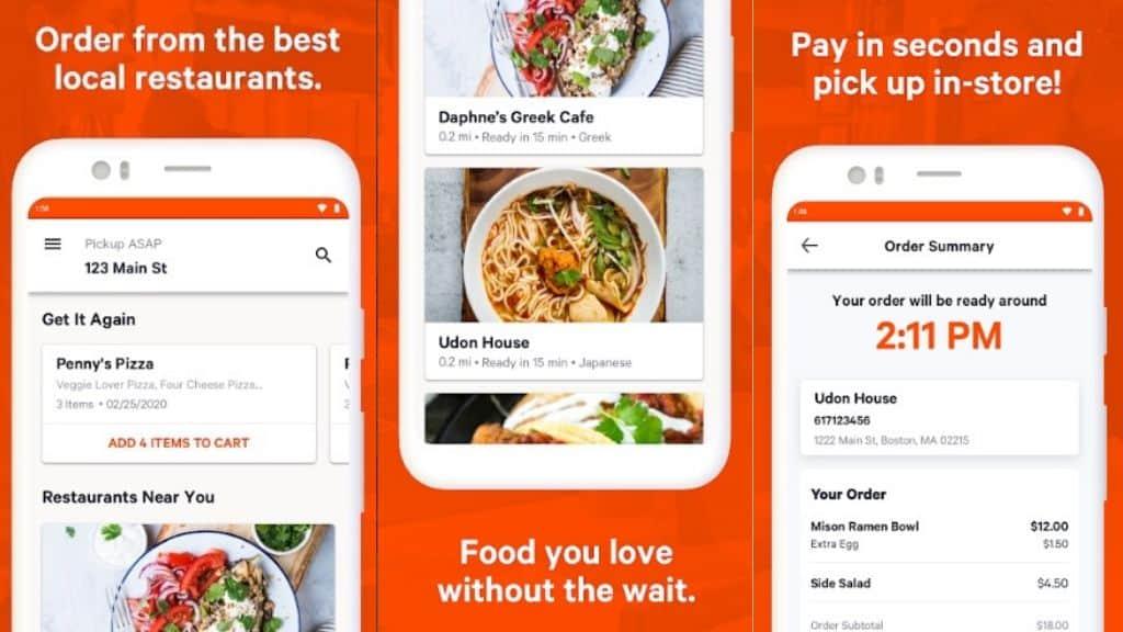 Best Restaurant App