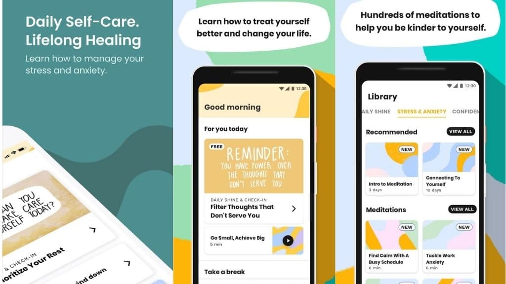Best Self-Care App