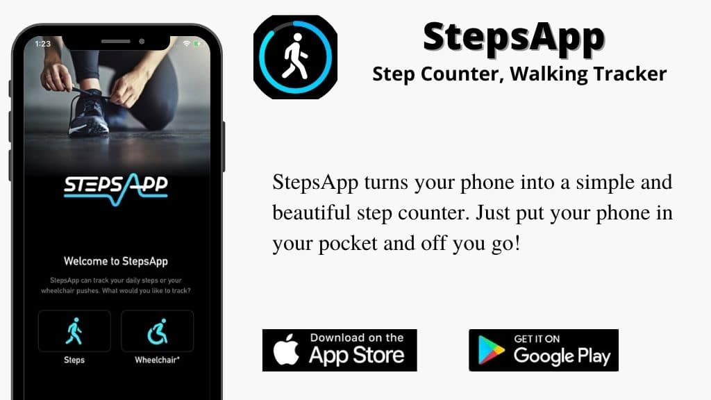 StepsApp - Best Step Counter App for Android & iOS