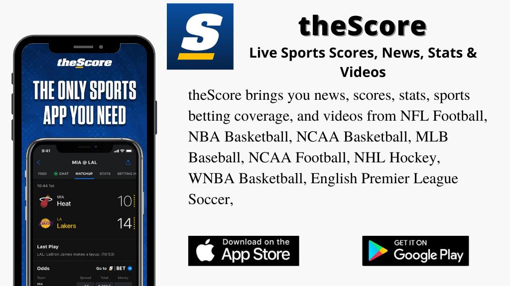 Sports News & Scores App